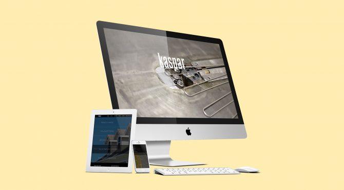 Kaspar Website