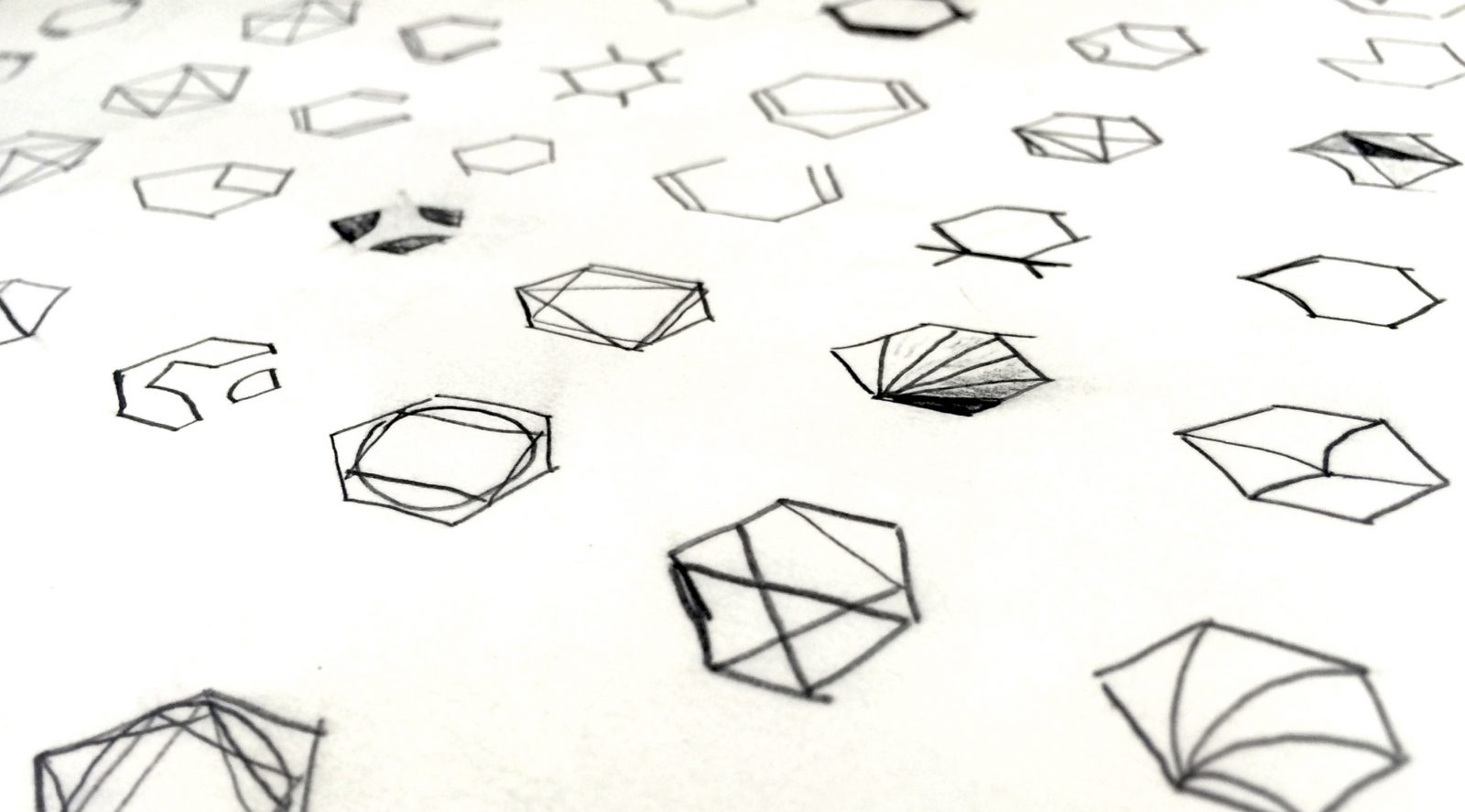 Hexagon Logo Concepts