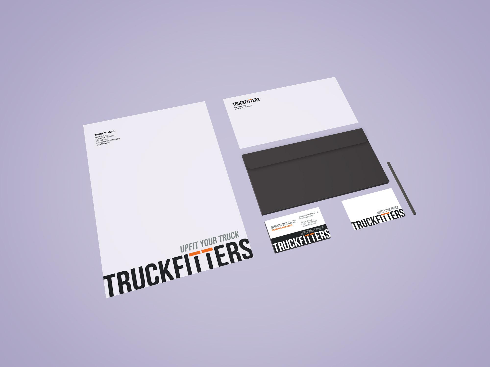 truckfitters rebrand   espresso marketing