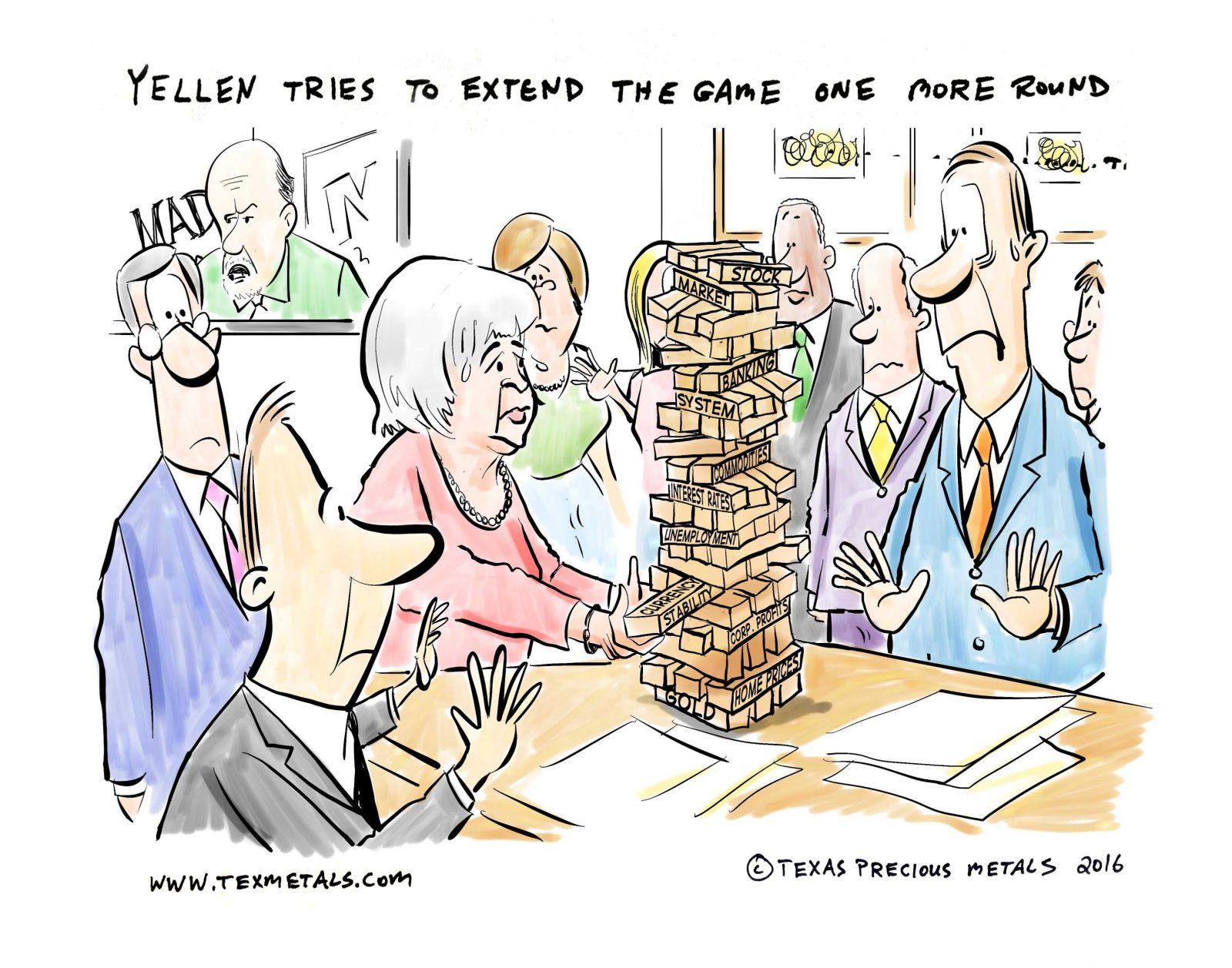 Yellen-Fed-Political-Cartoon